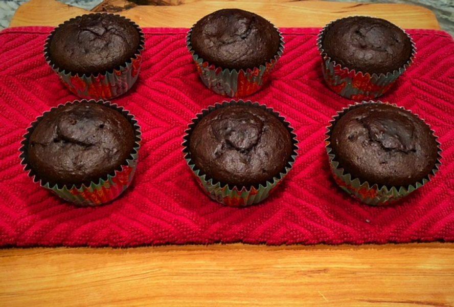 Choc-PB-Cupcakes